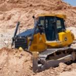 Simple steps to operate a bulldozer