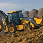 Second hand use of heavy equipment
