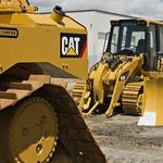 Caterpillar D9T Bulldozer