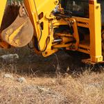Small dirt moving equipment