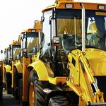 Low oil prices affecting heavy equipment industry