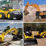 Borrow money to purchase heavy equipment or take it on rent
