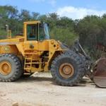 Small heavy equipment are more economical than the bigger ones
