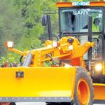 Hire experienced technicians to take care of heavy equipment